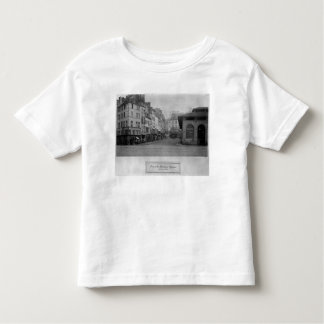 Rue de la Montagne Sainte-Genevieve, Paris T Shirt