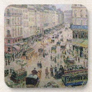 Rue de l'Epicerie, Rouen, on a Sunny Afternoon, 18 Coaster