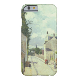 Rue de l'Ermitage, Pontoise, 1874 (oil on canvas) Barely There iPhone 6 Case