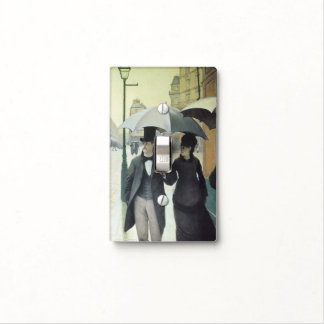 Rue de Paris, Wet Weather Light Switch Cover