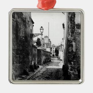 Rue de Scipion Metal Ornament