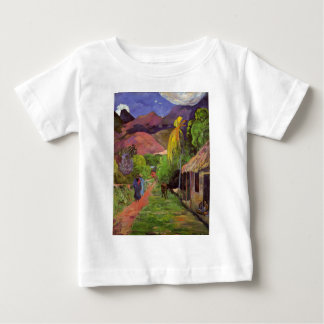 'Rue de Tahiti' - Paul Gauguin Infant T-Shirt