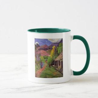 'Rue de Tahiti' - Paul Gauguin Mug
