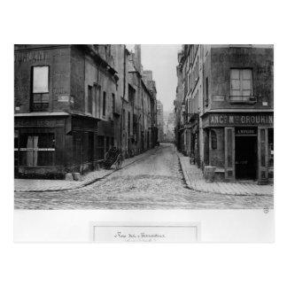 Rue des Bernardins Postcard