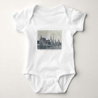 Rue des Nations, River Eine, Paris Expo 1900, Tee Shirt