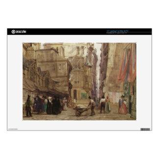 Rue des Pretes, St. Germain L'Auxerrois, Paris Skin For Laptop
