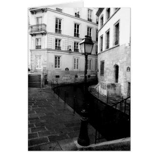 Rue des Ursines Card