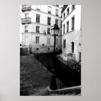 Rue des Ursines Poster