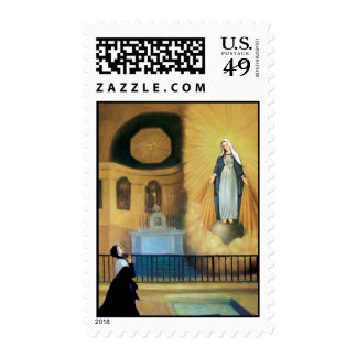 Rue du bac, our lady of rue du  bac postage stamps