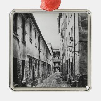 Rue du Fer-a-Moulin, Paris, 1858-78 Metal Ornament