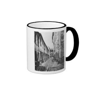 Rue du Fer-a-Moulin, Paris, 1858-78 Coffee Mug