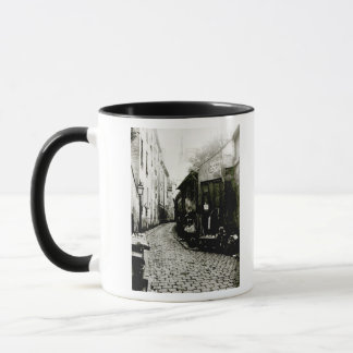 Rue du Jardinet and the cul-de-sac Mug