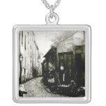 Rue du Jardinet and the cul-de-sac Necklaces