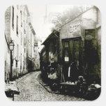 Rue du Jardinet and the cul-de-sac Stickers