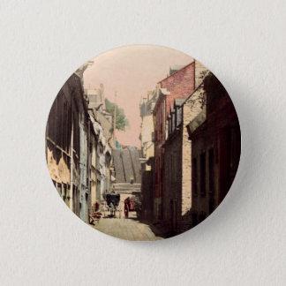 Rue du Petit-Champlain Quebec Button