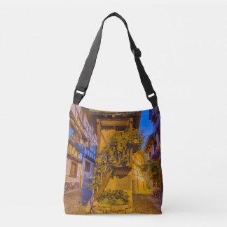Rue du Rempart-Sud rue l'Allemand-Sud iEguisheim Crossbody Bag