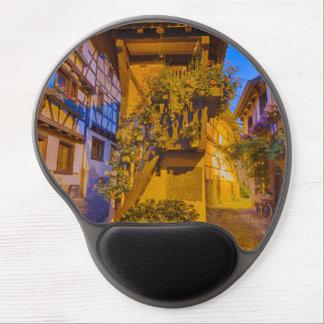 Rue du Rempart-Sud rue l'Allemand-Sud iEguisheim Gel Mouse Pad