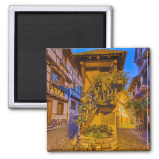 Rue du Rempart-Sud rue l'Allemand-Sud iEguisheim Magnet