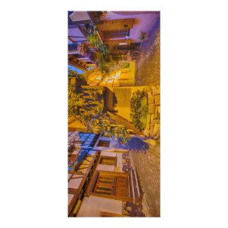 Rue du Rempart-Sud rue l'Allemand-Sud iEguisheim Rack Card