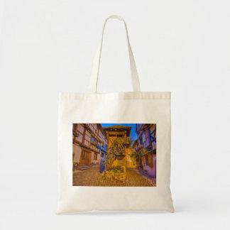 Rue du Rempart-Sud rue l'Allemand-Sud iEguisheim Tote Bag