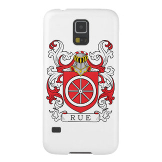 Rue Family Crest (French) Galaxy S5 Case