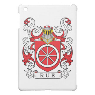 Rue Family Crest French Cover For The iPad Mini