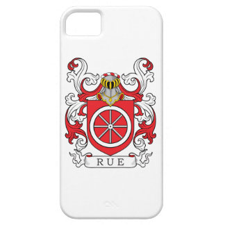 Rue Family Crest (French) iPhone SE/5/5s Case