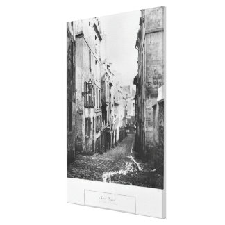 Rue Fresnel Canvas Print