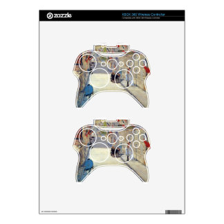 Rue Mosnier decorated with Flags Edouard Xbox 360 Controller Skins