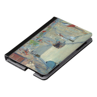 Rue Mosnier with Flags Manet Kindle Fire 7 Case