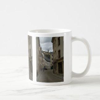 Rue Münster, Grund, Luxembourg Coffee Mug