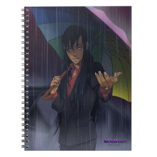 Rue Notebook (From Nightmarish Reality)
