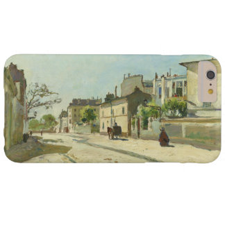 Rue Notre Dame Paris by Johan Barthold Jongkind Barely There iPhone 6 Plus Case