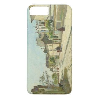 Rue Notre Dame Paris by Johan Barthold Jongkind iPhone 7 Plus Case
