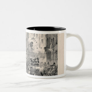 Rue Saint-Antoine Two-Tone Coffee Mug