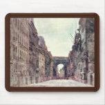 Rue Saint-Denis In Paris By Girtin Thomas Mouse Pad