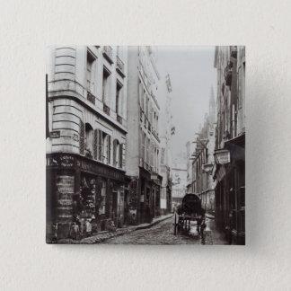 Rue Saint-Severin Button