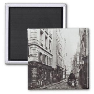 Rue Saint-Severin Magnet