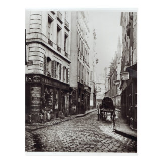 Rue Saint-Severin Postcard