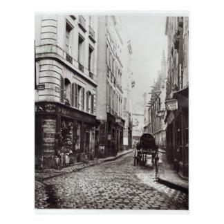 Rue Saint-Severin Post Cards