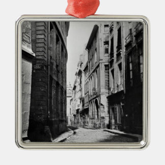 Rue Serpente, Paris, 1858-78 Metal Ornament