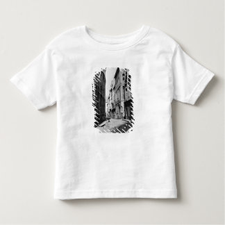 Rue Serpente, Paris, 1858-78 Toddler T-shirt