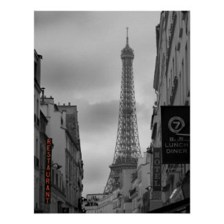 rue st-dominique poster