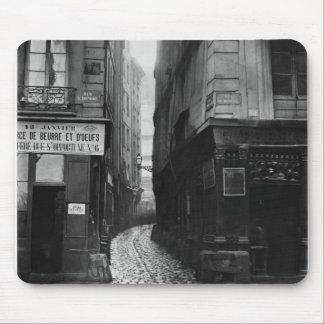 Rue Tirechape, from rue St. Honore, Paris Mouse Pad