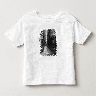 Rue Tirechape, from rue St. Honore, Paris Toddler T-shirt