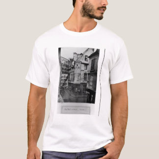 Rue Vieille-du-Temple, Paris, 1858-78 T-Shirt