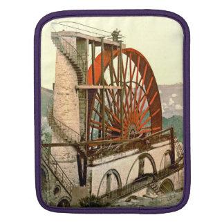 Rueda 1890 de Laxey Funda Para iPads