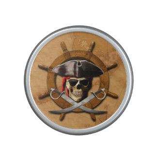 Rueda alegre del pirata de Rogelio Altavoz