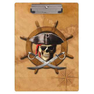 Rueda alegre del pirata de Rogelio
