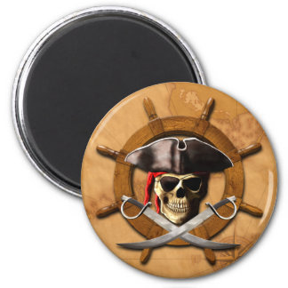 Rueda alegre del pirata de Rogelio Imán